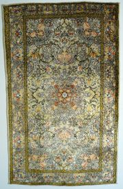 Orientteppich Seide 148x89 (