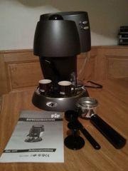 Espresso-Cappuccino-Maschine