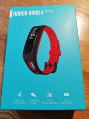 Honor Band 4 Running in