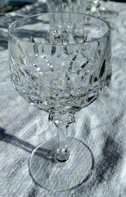 Bleikristall Nachtmann Gläser