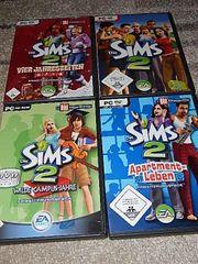Die Sims 2 und 3