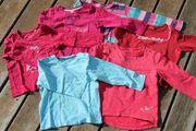 Langarm-Tshirts 86-98