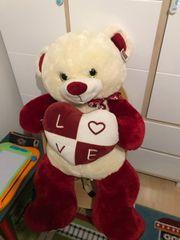 XXL Teddy Love
