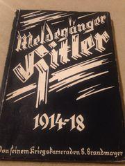 Altes Buch Inhalt WK 1