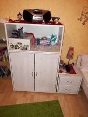 Flexa Kinderzimmer Kiefer weiß