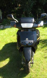 Dreirad Motorroller Wulfhorst