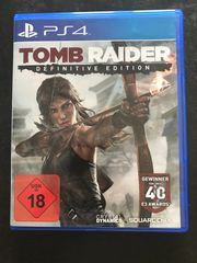 TOMBRAIDER - Definitive Edition