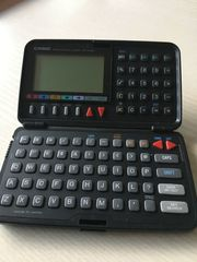 Casio Digital Diary SF-4100