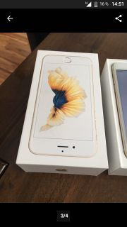 iPhone 6s in