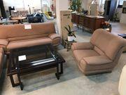 Sofa Sessel Couch Sitzgruppe Sitzgarnitur -