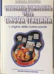 Etymologisches Wörterbuch Italienisch