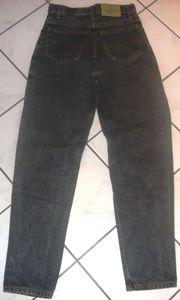 Jeans Hose schwarz