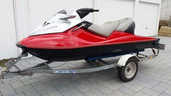 Jetski BRP Seadoo » Motorboote