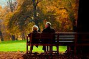 Pflege für ältere Menschen