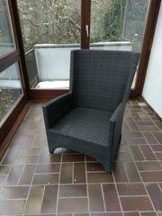 Schöner Designer-Sessel für Garten Balkon