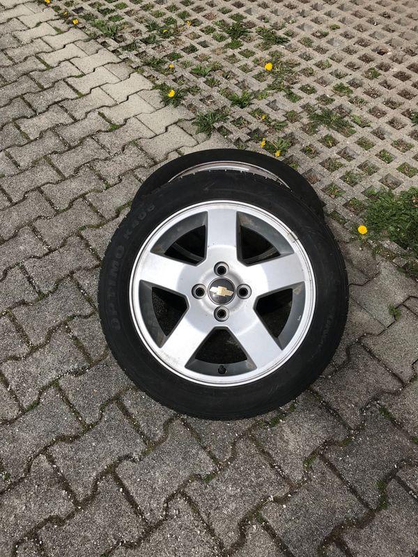 Chevrolet Astro Van Winterreifen - gebraucht kaufen bei dhd24.com