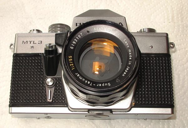 Praktica ltl lutz scholz fotografie und kameramuseum