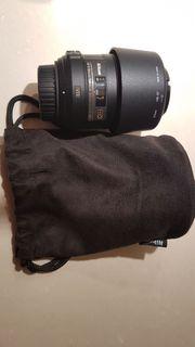 Nikon Nikkor AF-S DX Micro
