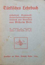 Türkisches Lehrbuch von 1916 - Grammatik