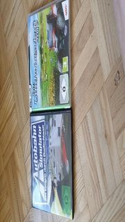 PC CD Rom Spiele