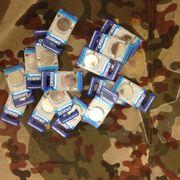 Verkaufe Knopfzellenbatterien von