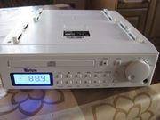 Tevion KCD 203 Schrankunterbau Radio