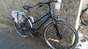 Fahrrad Zündapp silver 5 0