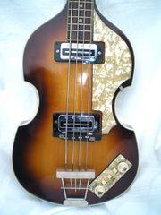 Bassist in für Beatles Projekt