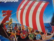 Spielzeug Playmobil Wikinger-Drachenschiff ab 4