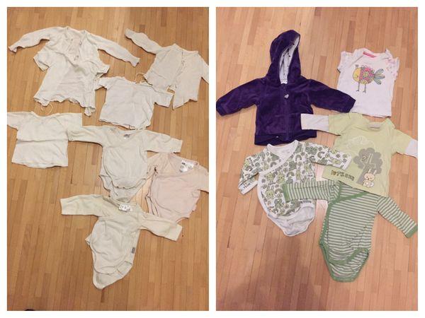 reputable site 67446 dd198 Babykleidung 60teilig Gr:50-74 girls+Schaukelpferd in ...