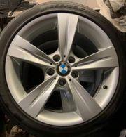 BMW Alufelgen 18 Zoll inkl