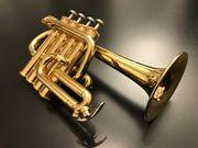 Yamaha Piccolo Trompete YTR 6810