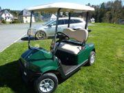 Alumacar Golfcart C2G Golfcar Elektrofahrzeug