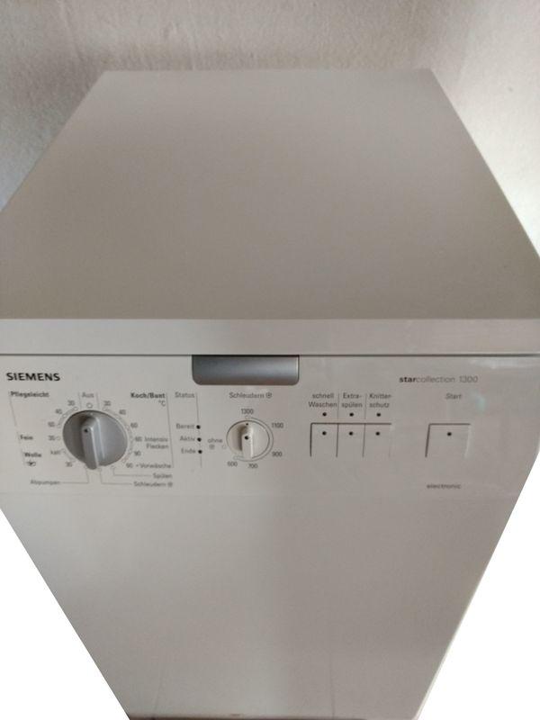 siemens waschmaschine toplader ankauf und verkauf anzeigen. Black Bedroom Furniture Sets. Home Design Ideas