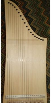 VEEH- Harfe 18-saitig