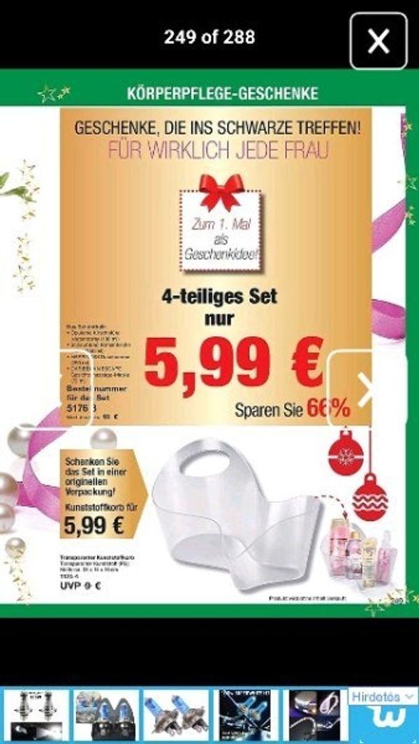 4 teile avon set perfekt Weihnacht geschenk - Ziesar - Avon set zu verkaufen 6 Weihnacht geschenk idealPer Überweisung DHL Versend - Ziesar
