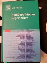 Buch Homöopathisches Repertorium von S