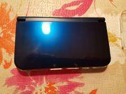 New Nintendo 3DS XL blau