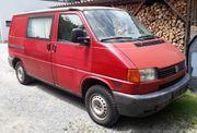 VW Bus T4 Campingausbau