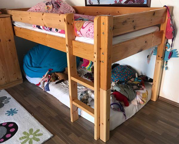 Thuka Etagenbett Mit Rutsche : Hochbett mit rutsche von thuka in wilhermsdorf kinder