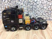 ScaleArt MAN TGX-XXL 4-Achs-Schwerlastzugmaschine lang -