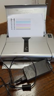 Notebookdrucker Canon IP100