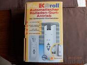Gurtwickler Rolladen- Gurtantrieb elektrisch Marke