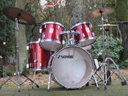 Schlagzeug SONOR Marken Drum Set