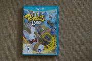 Computerspiel WiiU Rabbidisland