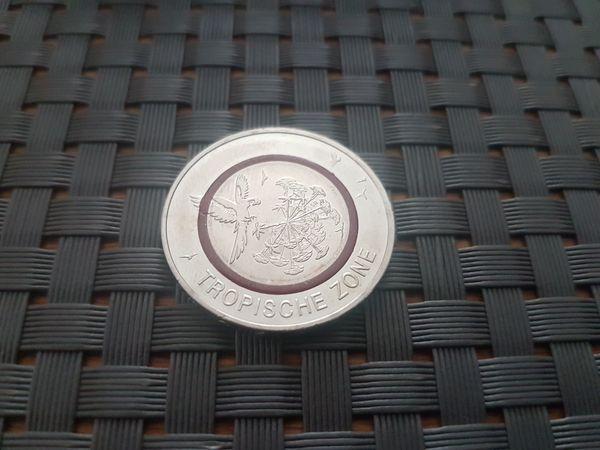 5 Eur Münze Tropische Zone 2017 Stempelglanz F Neu In Stuttgart