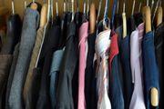 Hochwertige Anzüge/Krawatten/