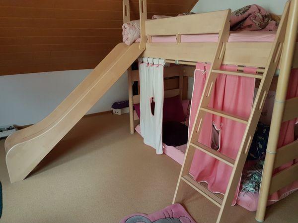Etagenbett Für Zwillinge : Zwillinge 2 hochbetten auch einzeln abzugeben in münstermaifeld