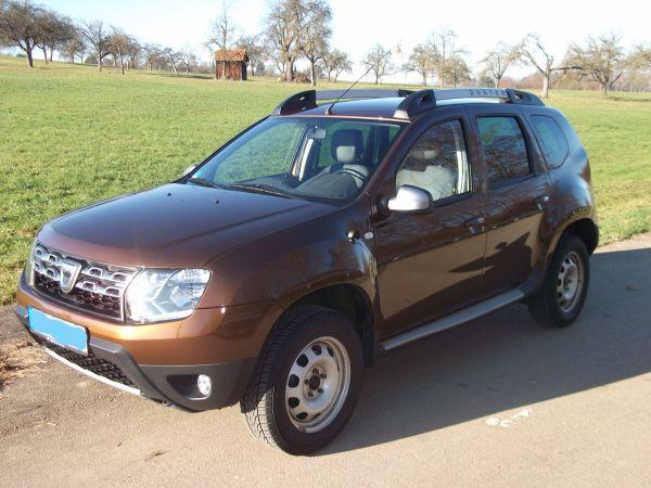 Dacia Duster zu » Alle sonstigen PKW