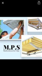 Markisen & Sonnenschutz Montageservice